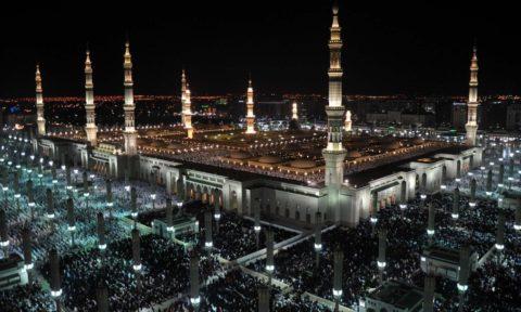 Поздравление с наступлением последних десяти дней месяца Рамадан и предстоящей ночью предопределения «Ляйлятуль Кадр»