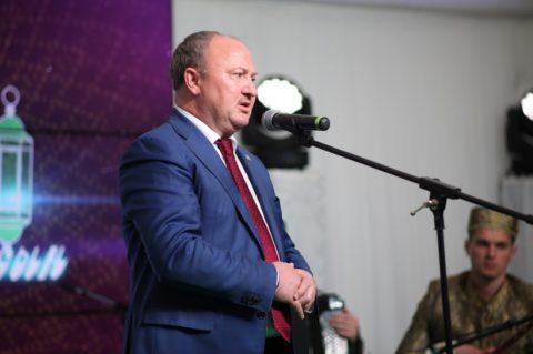 Вечер Республики Татарстан в Шатре Рамадана