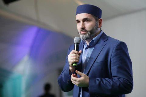 Вечер Дагестана в Шатре Рамадана