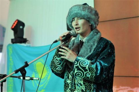 Вечер Казахстана в Шатре Рамадана