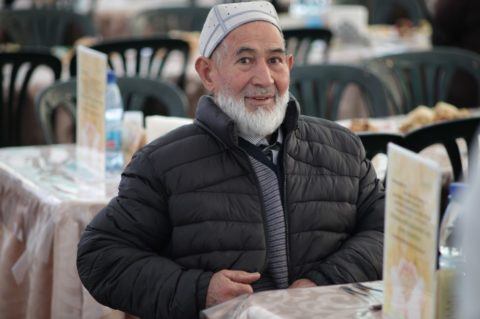Вечер Таджикистана в Шатре Рамадан