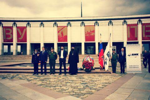 Торжественный выпуск курсантов-мусульман отдела войсковой ПВО СВ РФ УВЦ МАИ