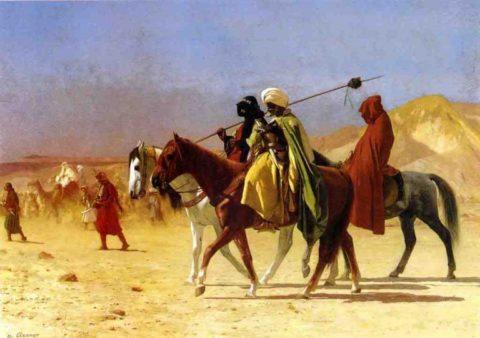 «Лев Аллаха» — Хамза ибн Абдуль-Муталлиб