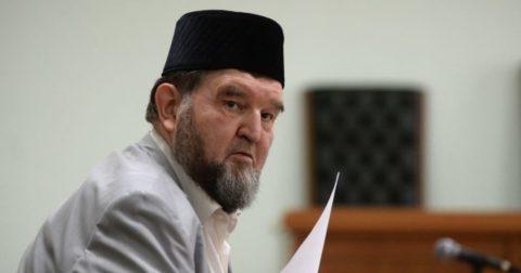 Муфтий Москвы: «Просим в своих молитвах облегчения и благого разрешения в деле Махмуд-хазрата Велитова»