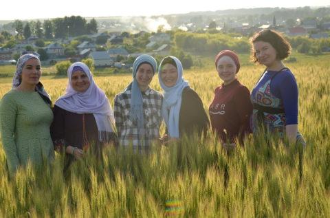 Волонтеры фонда «Закят» посетили интересные места нижегородской области