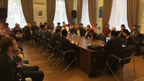 Визит делегации Исламского университета имени Султана Шарифа Али в КПДЦ «ДАР»