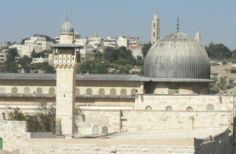 Мечеть аль-Акса – вторая священная мечеть на земле