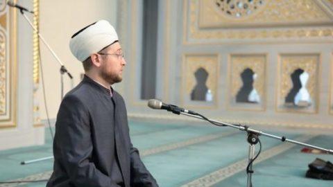 Муфтий Шейх Равиль Гайнутдин поздравил с днем рождения Ильдара хазрата Аляутдинова