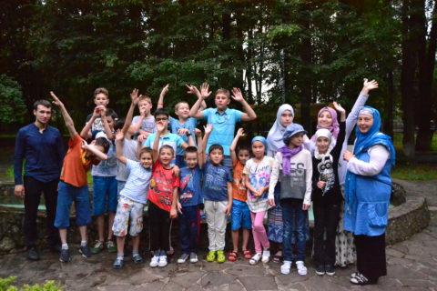 Программа детского отдыха от ДУМ Москвы