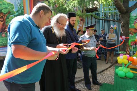 Фонд «Закят» помог в реконструкции детской площадки в СИЗО — 6