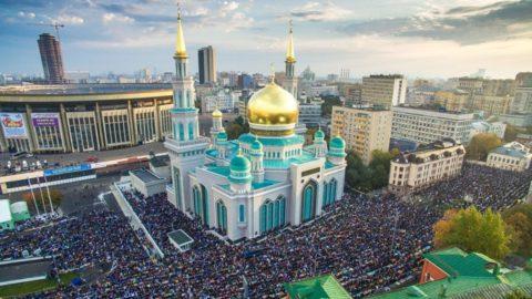 Поздравление с наступающим месяцем Зуль-хиджа