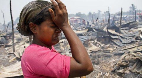 Муфтий Москвы Ильдар Аляутдинов: «Мусульмане Мьянмы нуждаются в наших молитвах»