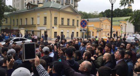 Официальная позиция Духовного Управления мусульман Москвы относительно прошедшей накануне акции в поддержку мусульман Мьянмы