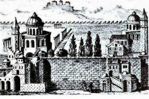 Мечеть аль-Акса во времена пророков