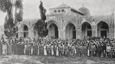 Мечеть аль-Акса и современность