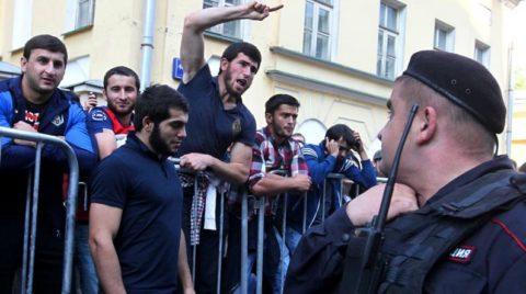 Муфтий Москвы о митинге в поддержку мусульман в Мьянме