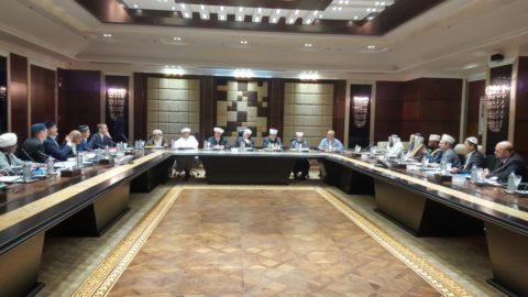 Муфтий Москвы принял участие в конференции, проходящей в Каире