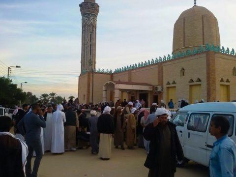 Муфтий Москвы выразил соболезнования в связи с терактом в Синае!