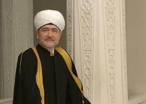 Приветствие Муфтия Шейха Равиля Гайнутдина участникам международной конференции в Баку