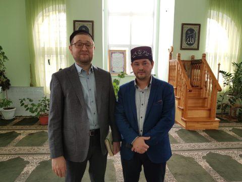 Муфтий Ильдар Аляутдинов находится с визитом в Уфе