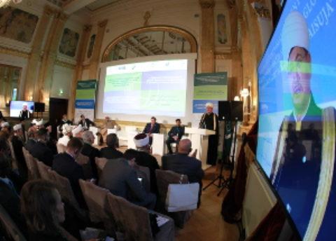 Выступление Муфтия Шейха Равиля Гайнутдина на XIII Международном мусульманском форуме в Хельсинки