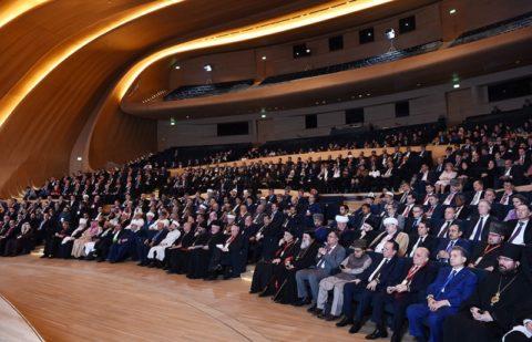 Конференция «2017 – Год исламской солидарности: Межрелигиозный и межкультурный диалог» в Баку