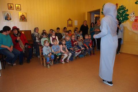Волонтеры БФ «ЗАКЯТ» посетили социально-реабилитационный центр для несовершеннолетних «Альбатрос»