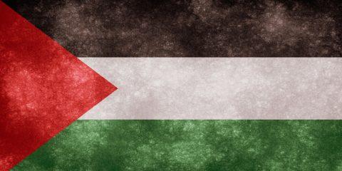 В Москве прошел международный день солидарности с Палестинским народом