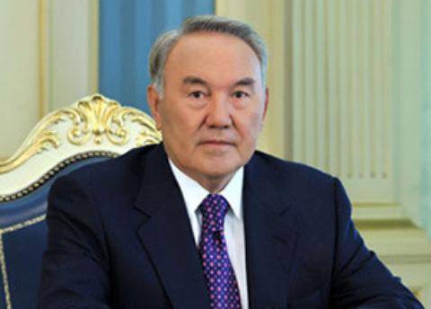 Муфтий Шейх Равиль Гайнутдин поздравил Н.А. Назарбаева с Днем Первого Президента Республики Казахстан