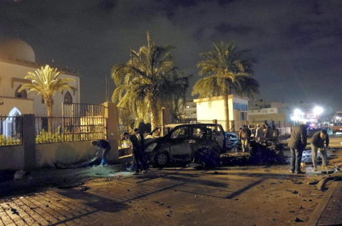 Муфтий Москвы Ильдар Аляутдинов выразил соболезнования семьям погибших в теракте в Ливии