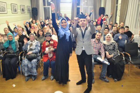 Отчетное собрание волонтерского движения «Актив»