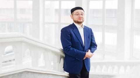 Поздравление муфтия Москвы с наступлением священной ночи Рагаиб