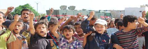 Гуманитарная миссия во главе с муфтием Москвы помогла беженцам САР в Ливане