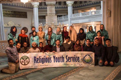 Студенты столичных вузов посетили Московскую соборную мечеть. Как это было? [фоторепортаж]