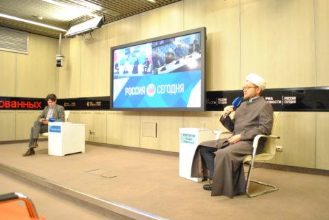 Ильдар Аляутдинов: «Нашему народу не хватает взаимопонимания, ситуацию надо менять»