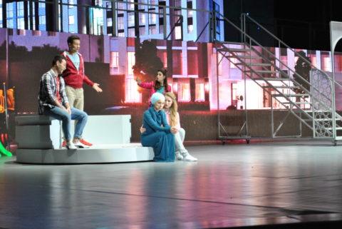 В Москве состоялась премьера постановки «Разговор с душой. За гранью»