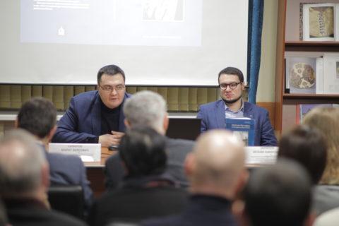 В Культурном центре «Дар» презентовали книгу о судьбе Ахметзяна Мустафина
