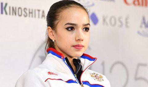 Алина Загитова принесла России первую золотую медаль на Олимпиаде
