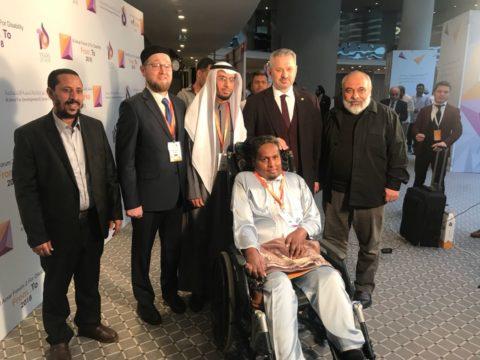 Ильдар Аляутдинов принял участие в крупнейшей международной конференции