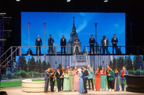 В Казани состоялся показ уникального спектакля «Разговор с Душой. За гранью»