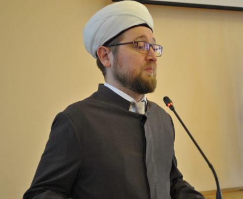 Обращение муфтия Москвы в связи с событиями в Иерусалиме