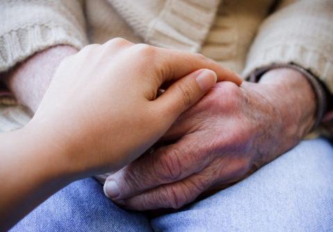 Молитва больного человека