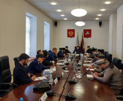 В Москве состоялось заседание по вопросу создания профессиональной богословской площадки