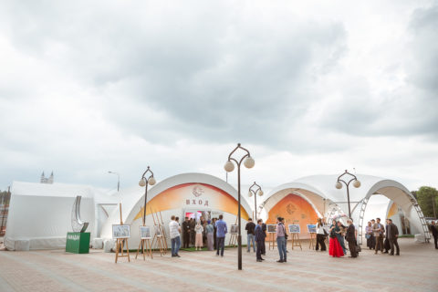 Вечер Ингушетии в «Шатре Рамадана»