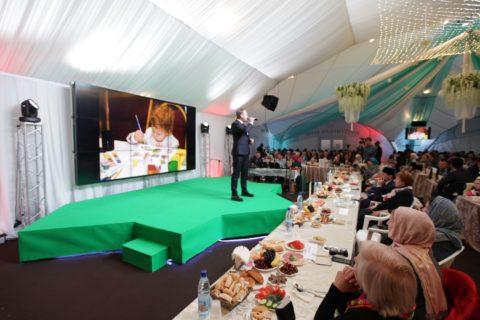 Программа Шатра Рамадана 2018