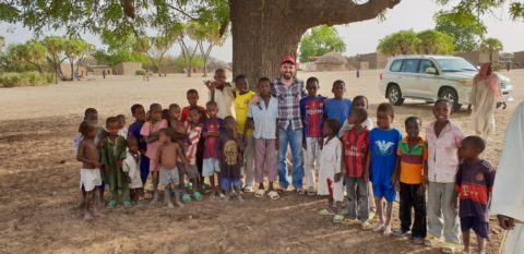 Делегация благотворительного фонда «Закят» в Африке