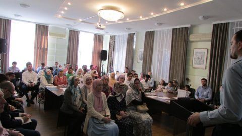 В Культурном центре «Дар» состоялся День открытых дверей