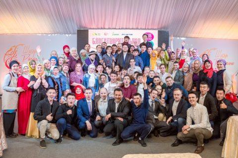 15 июня в Шатре Рамадана состоялся праздничный гала-концерт «Прощание с Рамаданом»