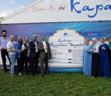 «Караван-сарай» на Московском «Сабантуе — 2018»
