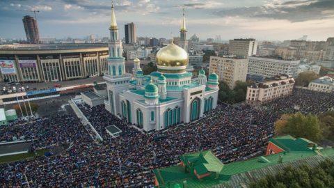Курбан-байрам 2018: как отметили праздник жертвоприношения в столице?